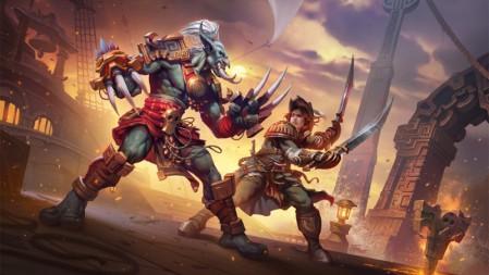 魔兽世界怀旧服 部落 游戏壁纸高端桌面精选 3840x2160
