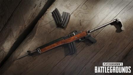 绝地求生大逃杀 Mini-14式轻型步枪 壁纸高端桌面精选 3840x2160