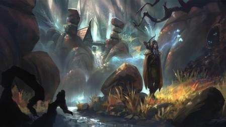 魔兽世界怀旧服 游戏壁纸高端桌面精选 3840x2160