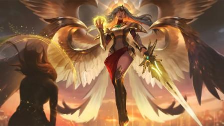 大天使长米迦勒 凯尔 英雄联盟 壁纸高端桌面精选 3840x2160