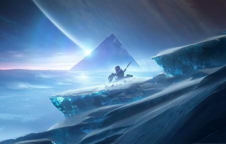 《命运2:凌光之刻 Destiny 2: Beyond Light》3440x1440游戏壁纸高端桌面精选
