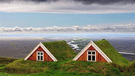 Skaftafell,冰岛,Vatnajokull公园,2021年,必应,高清,桌面高端桌面精选 3840x2160