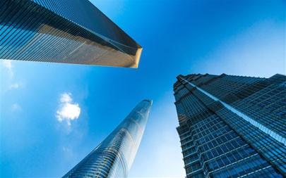 上海,陆家嘴,商业区,摩天大楼,2021年,城市,5K,照片高端桌面精选 5120x2880