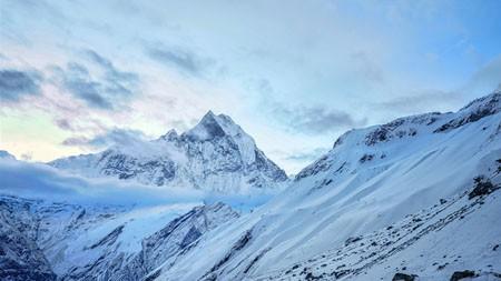 西藏,珠穆朗玛峰,雪山,高清,景观高端桌面精选 3840x2160