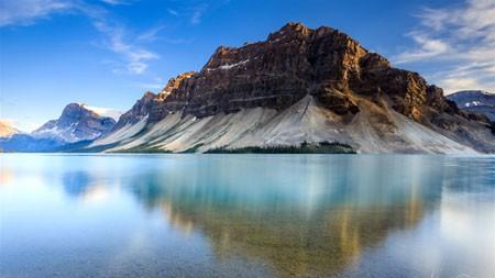 蓝天高山湖泊,2022,自然,风景,照片百变桌面精选 3840x2160