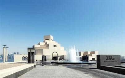 伊斯兰博物馆,多哈,卡塔尔,2021年,旅行,5K,摄影高端桌面精选 5120x2880