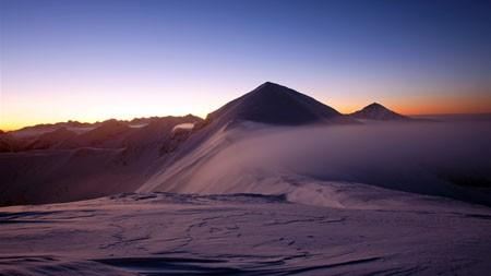 山,沙漠,日出,2022年,自然,风景,照片高端桌面精选 3840x2160