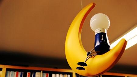 温暖,可爱,图书馆,创意,灯高端桌面精选 3840x2160