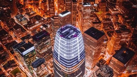 城市夜景,建筑,2022,城市,高清,照片高端桌面精选 3840x2160