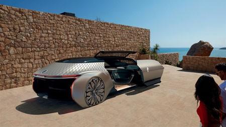 雷诺,2022,EZ-ULTIMO,电动车,法国设计极品壁纸精选 3840x2160