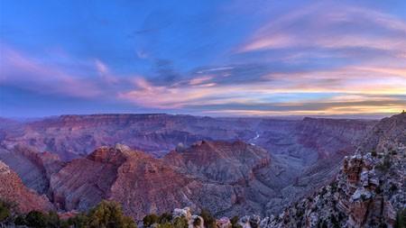 亚利桑那州,纳瓦霍峡谷,日出,2022,自然,风景,照片百变桌面精选 3840x2160