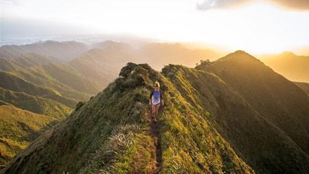 户外,荒野,山,行走,运动高端桌面精选 3840x2160