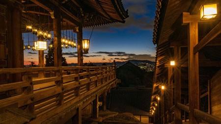 东大寺Nigatsudo,奈良县,奈良市,2021,兵,HD,桌面高端桌面精选 3840x2160
