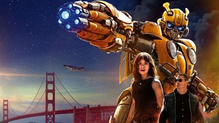 2022年,大黄蜂,4K,高清,电影,海报极品壁纸精选 3840x2160