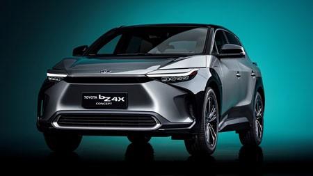 2021,丰田,bz4x,电动汽车,5K HD,海报高端桌面精选 3840x2160