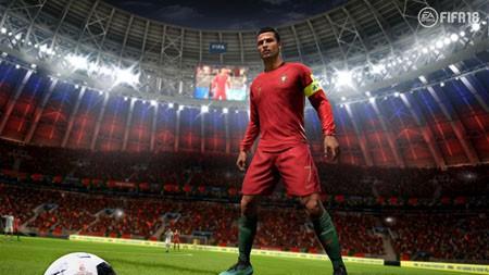 FIFA 18,克里斯蒂亚诺·罗纳尔多,2022,游戏高端桌面精选 3840x2160