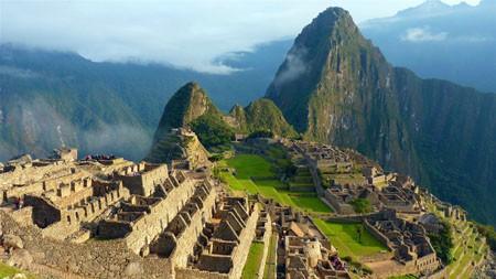 玛雅文明遗址,山谷,建筑高端桌面精选 3840x2160