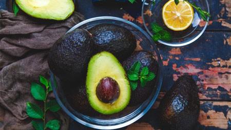 墨西哥,热带,水果,食品,牛油果高端桌面精选 3840x2160
