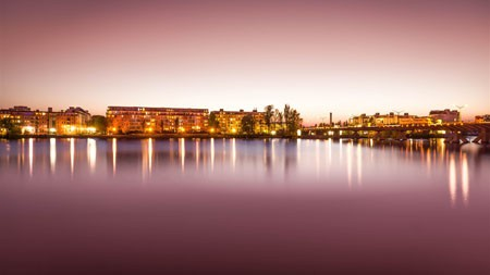 欧洲,小镇,桥梁,迷人,风景,高清高端桌面精选 3840x2160
