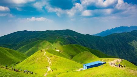 武功山,高山草甸,2022,自然,风景,照片高端桌面精选 3840x2160
