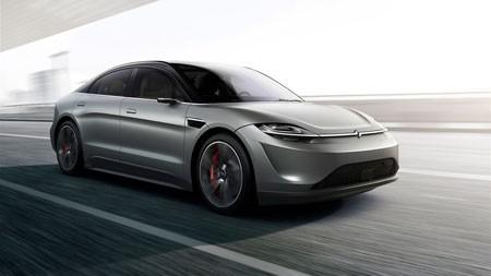 索尼,2022,愿景,豪华,电动汽车,海报高端桌面精选 3840x2160