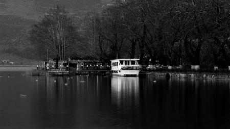 约阿尼纳湖,希腊,2021年,风景,5K,照片高端桌面精选 3840x2160