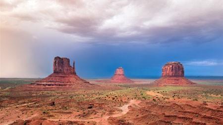 纪念碑谷,亚利桑那州,2022,自然,风景,照片高端桌面精选 3840x2160