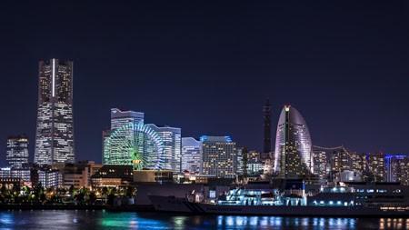 日本,横滨,摩天大楼,4K,高清高端桌面精选 3840x2160