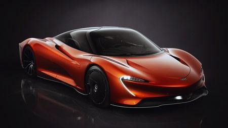 迈凯轮,Speedtail Astral,2022年,宽屏,海报极品壁纸精选 3840x2160