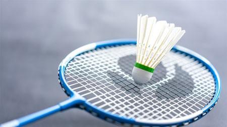 羽毛球,球拍,运动器材,特写高端桌面精选 3840x2160