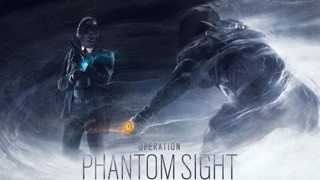 彩虹六号:围攻行动幻影瞄准具,2022,游戏,高清,海报高端桌面精选 3840x2160