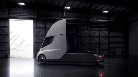 2022,特斯拉,Semi,电动卡车,4K,高清高端桌面精选 3840x2160