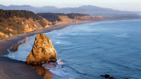 海滩,岩石,海岸,海洋,4K,风景高端桌面精选 3840x2160