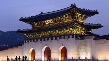 韩国,旅游,地标,光化门,宫殿高端桌面精选 3840x2160