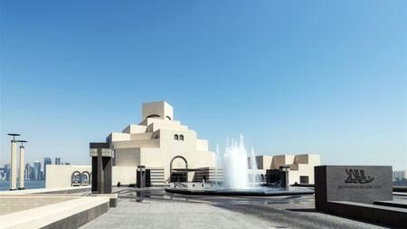 伊斯兰博物馆,多哈,卡塔尔,2021年,旅行,5K,摄影高端桌面精选 3840x2160