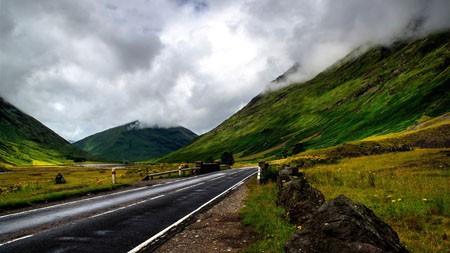 快乐,旅游,公路,山,自然,风景高端桌面精选 3840x2160