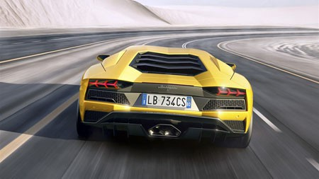 兰博基尼,Aventador,LP,740,F1,海报高端桌面精选 3840x2160