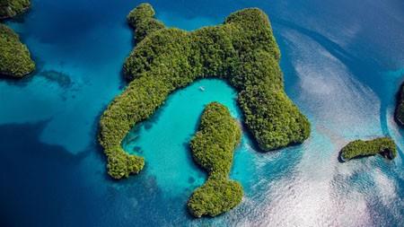 太平洋,热带雨林,海岛,自然,景观高端桌面精选 3840x2160