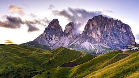 岩石峭壁,旅游公园,2022年,自然风光,摄影百变桌面精选 3840x2160