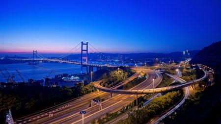 路,桥,海岸,2022,城市,高清,照片高端桌面精选 3840x2160