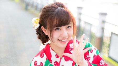 日本,魅力四射,和服,美女模特,4K,照片极品壁纸精选 3840x2160
