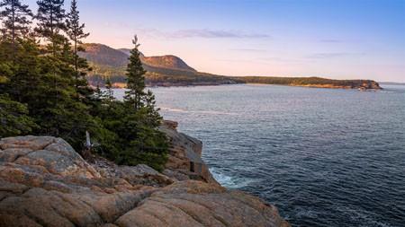 湖泊,石头,树木,2022,自然,风景,照片高端桌面精选 3840x2160