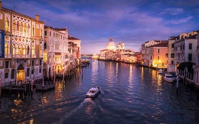 意大利,水,建筑,2021年,风景,5K,照片百变桌面精选 5120x2880