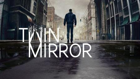 Twin Mirror,PS4,Xbox One,游戏,海报高端桌面精选 3840x2160