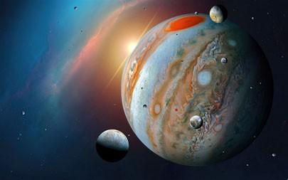 木星卫星,太空,2021,宇宙,5K,高清,海报高端桌面精选 5120x2880