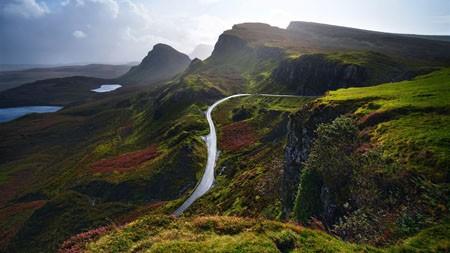 绿山路,2022,自然,风景,照片高端桌面精选 3840x2160