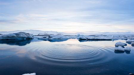 冰川,海洋,自然,景观,4K,超高清高端桌面精选 3840x2160