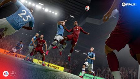 FIFA 21,游戏,2021,屏幕截图,高清,海报高端桌面精选 3840x2160