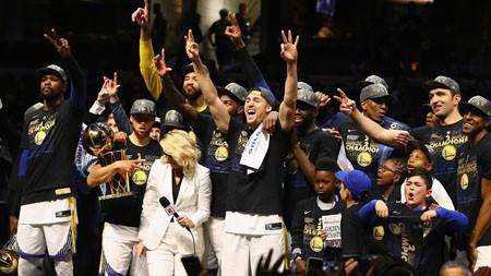 金州勇士队,2022年,NBA总决赛冠军极品壁纸精选 3840x2160