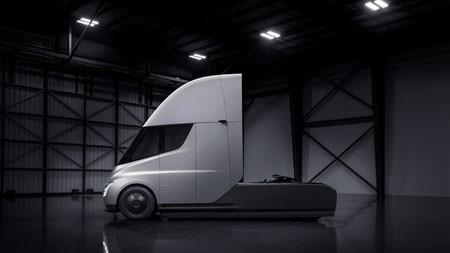 2022,特斯拉,电动卡车,4K,高清高端桌面精选 3840x2160
